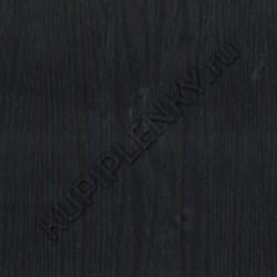 3008 черная самоклеющаяся пленка фактурная под дерево D&B Китай шириной 45 см и длиной 8 м