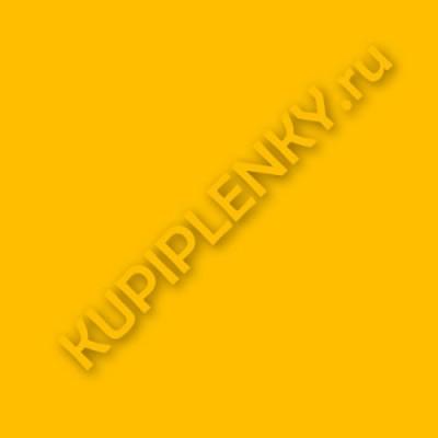 7004 матовая пленка самоклеющаяся желтая цветная D&B Китай шириной 45 см и длиной 8 м