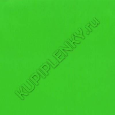 7018 цветная матовая светло зеленая самоклеющаяся пленка D&B Китай шириной 45 см и длиной 8 м