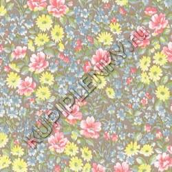 8103 самоклеющаяся декоративная пленка цветы D&B Китай шириной 45 см и длиной 8 м