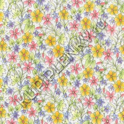 8128 цветы D&B Китай пленка самоклеющаяся декоративная купить шириной 45 см и длиной 8 м