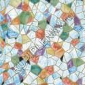 8229 декоративная пленка мозаика самоклейка D&B Китай шириной 45 см и длиной 8 м