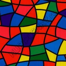 9022D цветная D&B Китай пленка витражная самоклеющаяся купить шириной 45 см и длиной 8 м