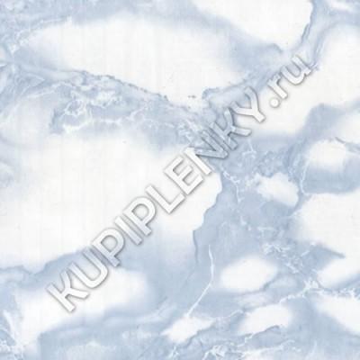 3813 самоклеющаяся пленка серо голубой мрамор D&B Китай шириной 67 см и длиной 8 м