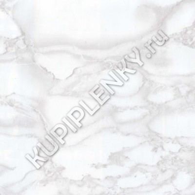 3814 самоклеющаяся пленка бело серый мрамор D&B Китай шириной 67 см и длиной 8 м