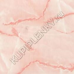 M0044 самоклеющаяся пленка бело розовый мрамор D&B Китай шириной 90 см и длиной 8 м