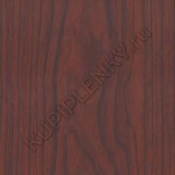 W0234 самоклеющаяся пленка красное дерево D&B Китай шириной 90 см и длиной 8 м