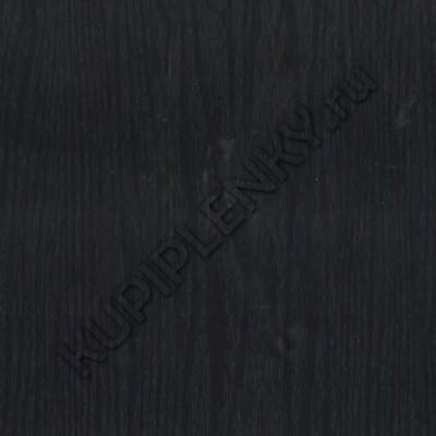 3008 D&B Китай самоклеющаяся черная пленка с фактурой под дерево купить шириной 90 см и длиной 8 м