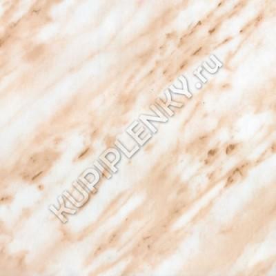 3843 самоклеющаяся пленка бело бежевый мрамор D&B Китай шириной 45 см и длиной 8 м
