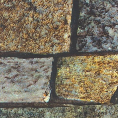 2611 пленка пвх декор под камень D&B Китай шириной 45 см