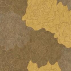 8247 самоклеящаяся пленка цветочный орнамент D&B Китай купить шириной 45 см